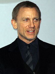 English Actor – Daniel Craig Film List