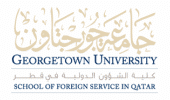 Georgetown University - School of Foreign Service in Qatar