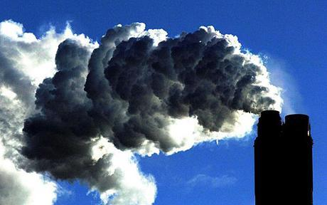 25 Most Polluted States by Carbon Dioxide in United States