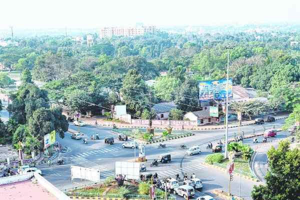List of Largest Cities in Odisha