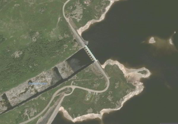 Robert-Bourassa generating station