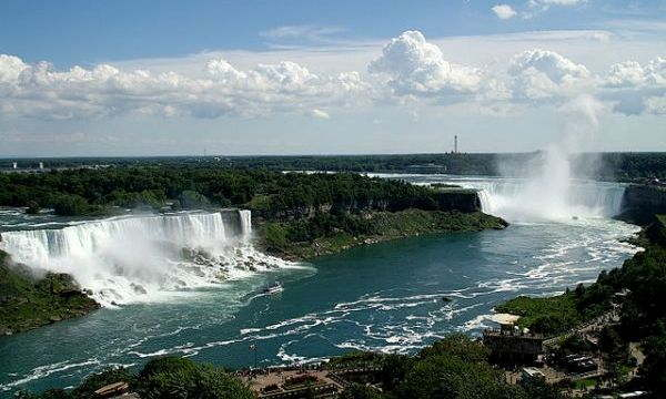 Tallest and Largest Waterfalls in United States of America