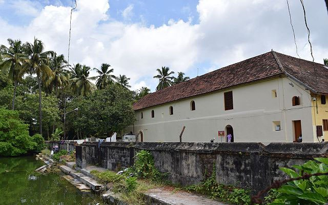 Colonialism at Mattancherry