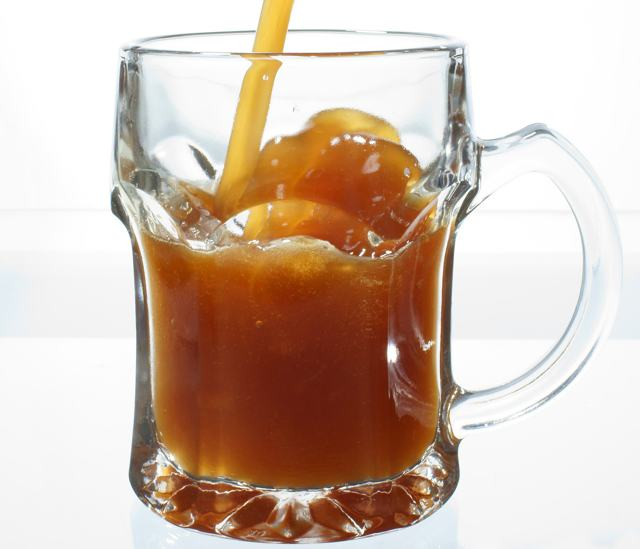 Kvass - A low-alcohol drink