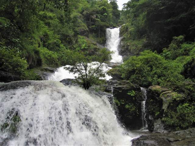 Irupu Waterfalls