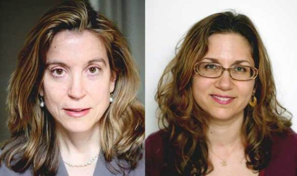 Esther Allen and Susan Bernofsky