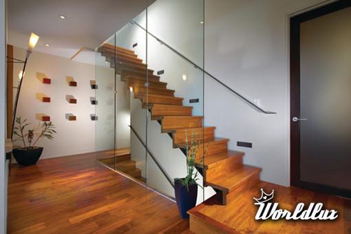 dollhouse sofa outdoor furniture sectional sofas oszklone schody dodają świeżości - zarówno w prywatnych ...