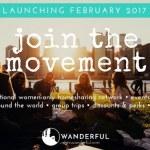 Are You a Kick-Ass Female Traveller? Win A FREE Wanderful Membership!