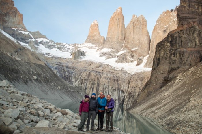 torres del paine trekking equipment list