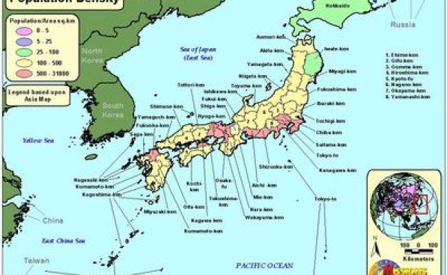 Japan Worldmap Org