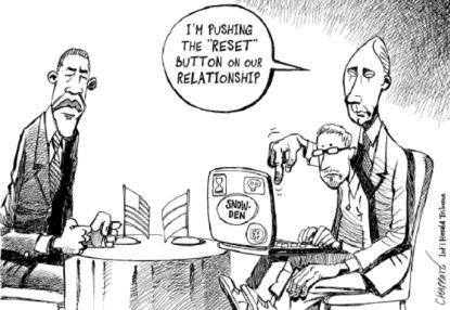 Fear of Vladivostok Escape for Snowden Drives U.S. Threats