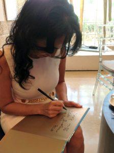 rita book signing