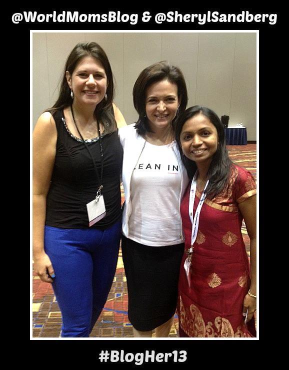 World Moms Blog Sheryl Sandberg