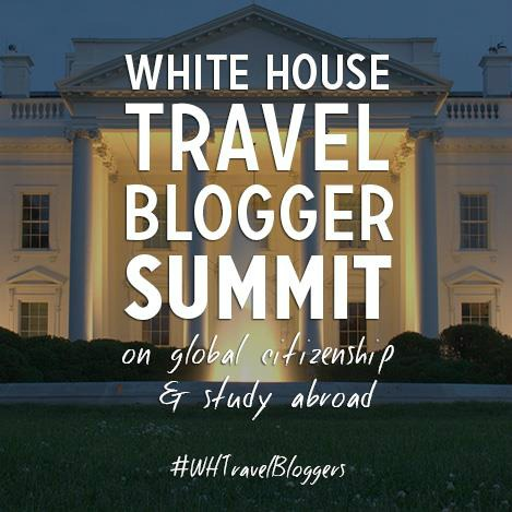 White House Travel Blogger Summit