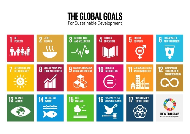 Global Goals Chart