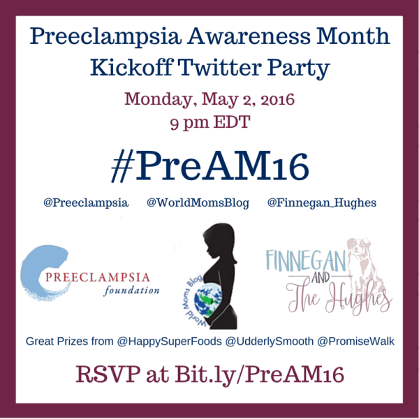 Preeclampsia Twitter Party