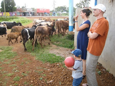 KENYA: Interview with MamaMzungu