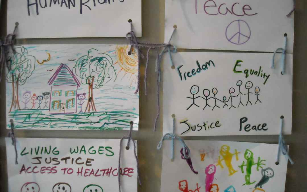 MINNESOTA, USA: 10 Things To Do With Your Kids On Human Rights Day on Dec. 10th!