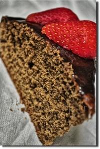 CALIFORNIA, USA: Polish Chocolate Cake