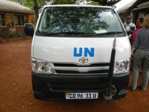 UGANDA Day 1: Shot@Life Trip at UNICEF Offices in Kampala