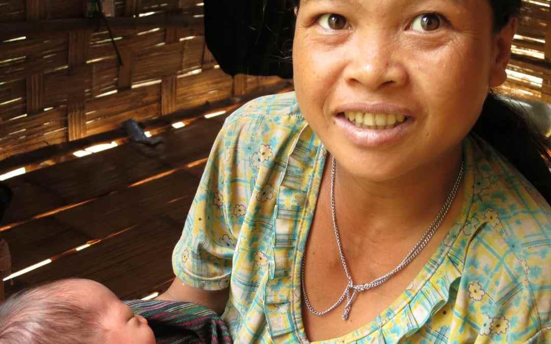 SOCIAL GOOD: Small Project, Big Impact: Making Birth Safe in Laos