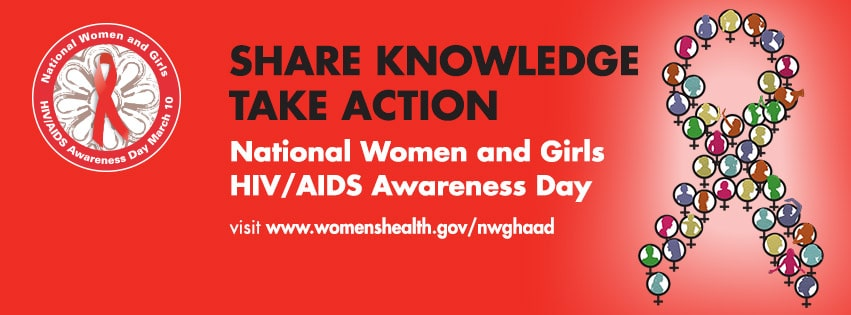 """Social Good: """"Share Knowledge. Take Action."""" National Women and Girls HIV/AIDS Awareness Day 2013"""