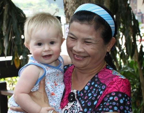 World Mom Feature: Loren Braunohler in Thailand