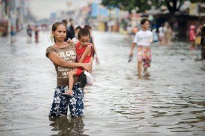 PHILIPPINES: Monsoons and Motherhood