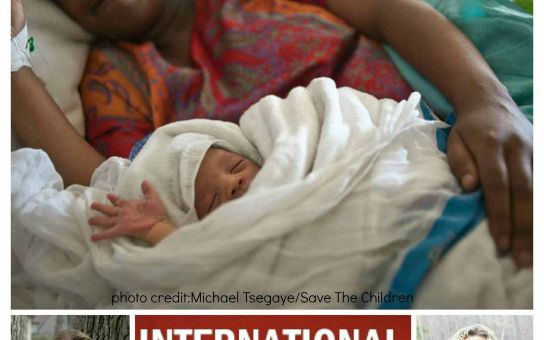 SOCIAL GOOD: World Moms Blog Editors Heading to Ethiopia to Report on Newborn Health #EthiopiaNewborns
