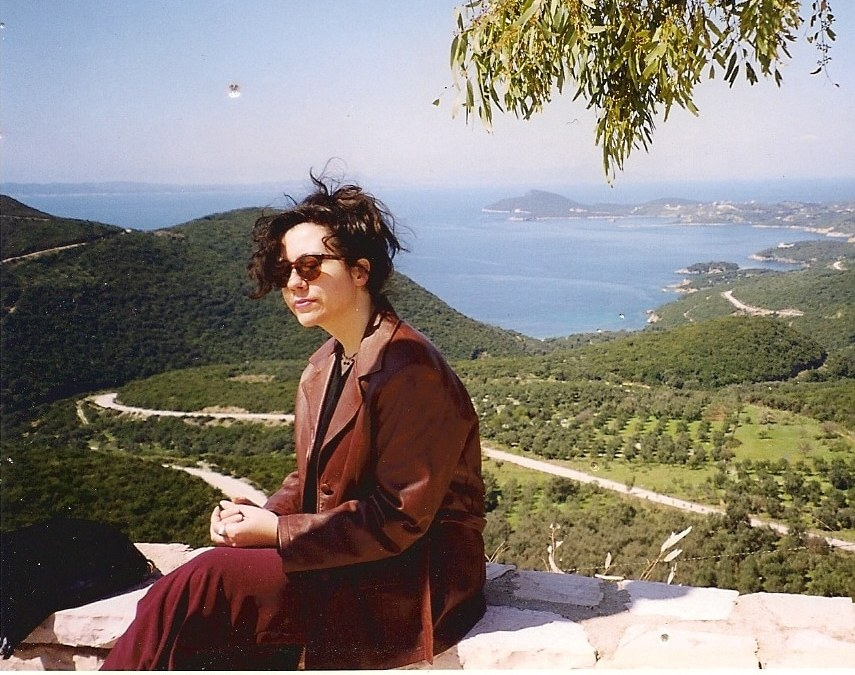 GREECE: New Writer Interview – Ann Marie Wraight