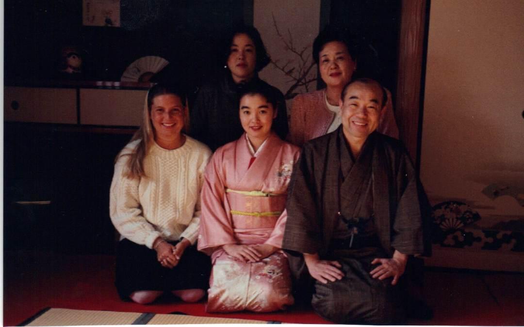 STUDY ABROAD: Japan