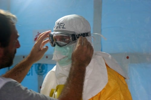 SOCIAL GOOD: On #GivingTuesday Help Doctors Without Borders #ENDEbola with @WGirlsINC
