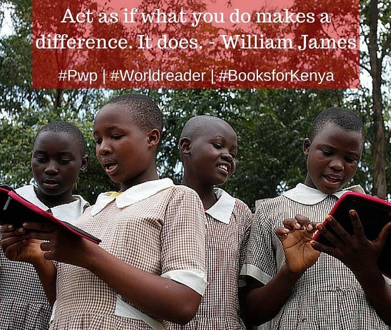 WORLD VOICE: Passports with Purpose bringing #BooksforKenya