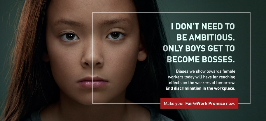 SINGAPORE: #IWD2016 – Let's End Gender Discrimination at the Work Place