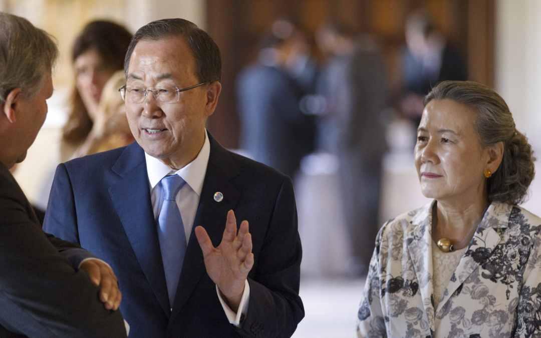 MADAGASCAR: The Day I met Ban Ki-moon