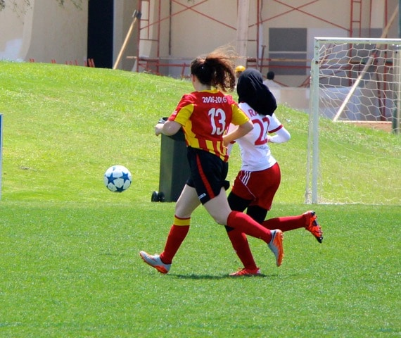UAE: Football, Feminism, and Raising Boys