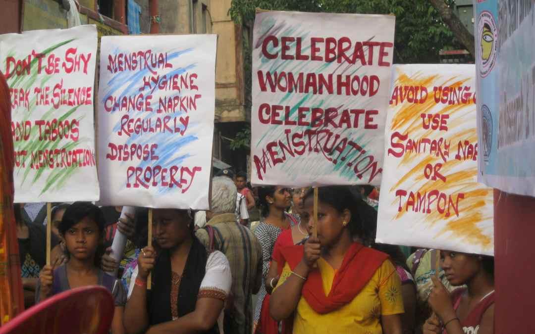 World Voice: Indian Comic Book Breaks Stigma on Menstruation
