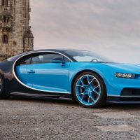 Bugatti Chiron Specifications and performance