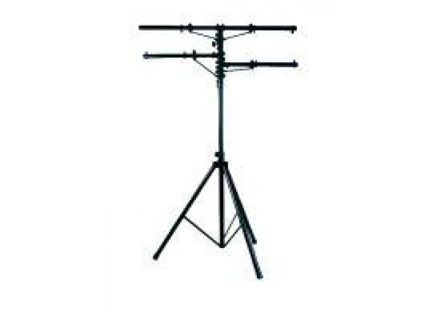 American Dj Lts1 Light Stand W Tbar And 2 Side Arms