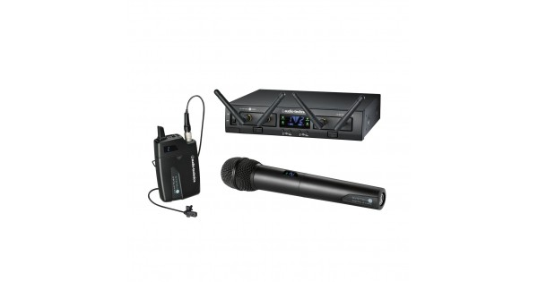 Audio Technica System 10 Pro Dual Digital Wireless System