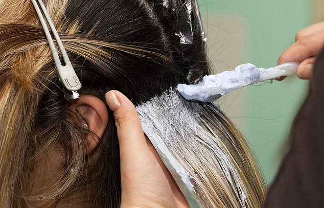 Permanent hair dye may raise risk of breast cancer, study claims