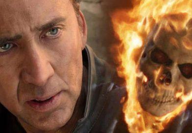 ¿Nicolas Cage vuelve como ghostRider?