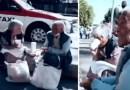 Mexico: Abuelitas felices luego de vacunarse contra el Covid-19