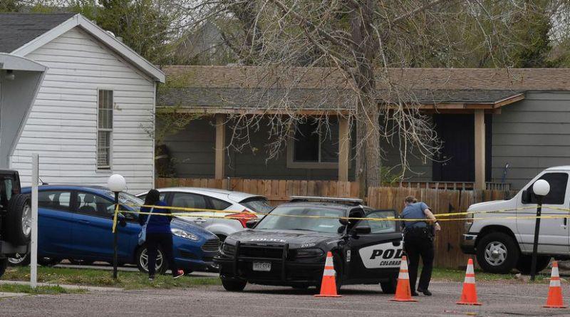 6 muertos en Colorado por tiroteo durante una fiesta infantil