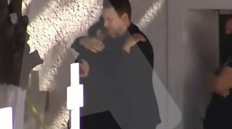 Viudo abraza a la madre de su difunta esposa horas antes de confesar su asesinato
