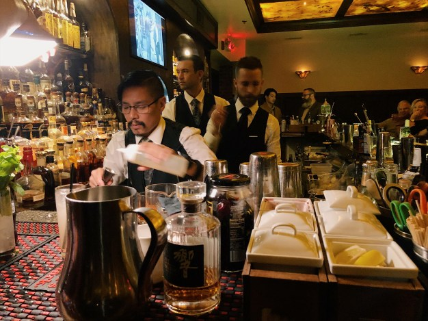 Red Phone Booth: The Speakeasy that Should be on Your Atlanta Bucketlist