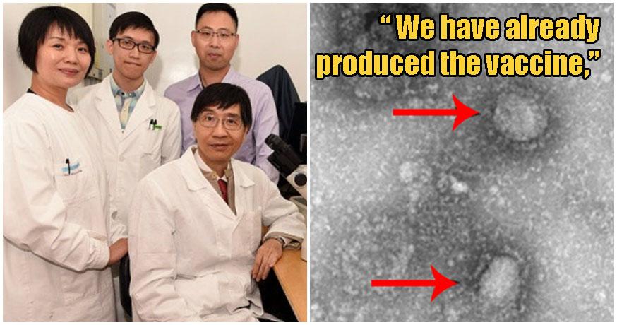 HK Researchers Claim Wuhan Coronavirus Vaccine Has Been Found. Still Needs Testing - WORLD OF BUZZ