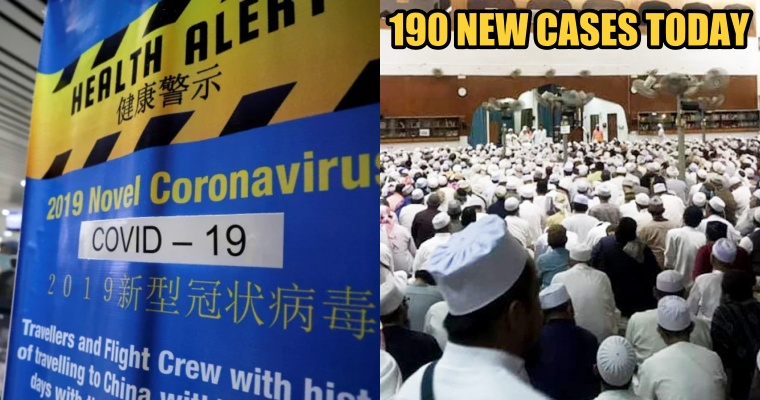 BREAKING: Malaysia Now Records 428 Cases, 190 New People Confirmed ...