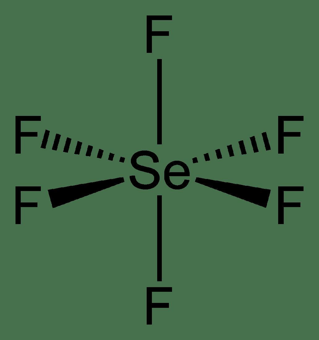 Selenium Hexafluoride Properties Molecular Formula