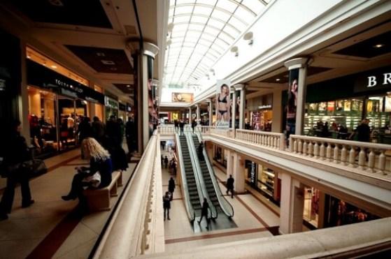 Globus Shopping Mall.